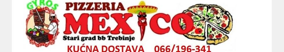 Pizzeria Mexico